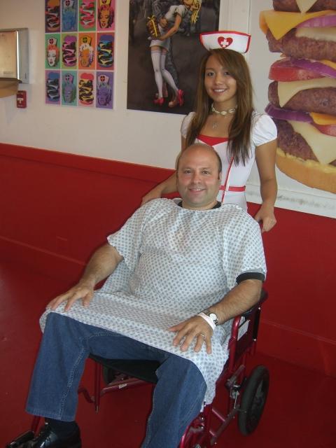 heart attack burgers phoenix. Heart Attack Grill Wheelchair
