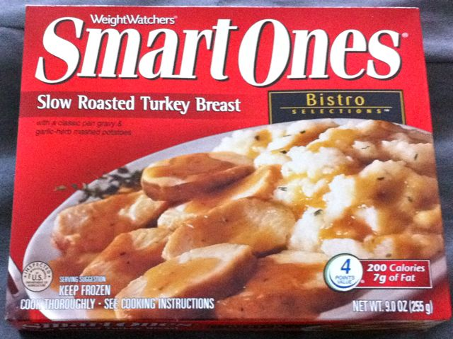 ... – Slow Roasted Turkey Breast vs Jenny Craig's Turkey Dinner