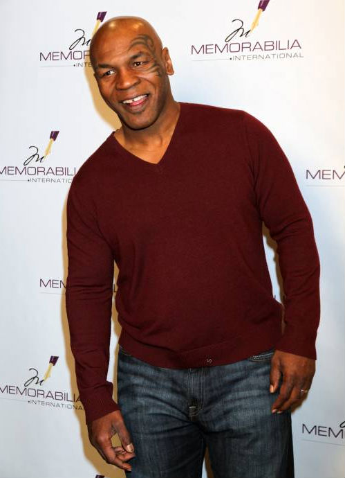 Mike Tyson Weight Loss | One Regular Guy Writing about Food, Exercise ...