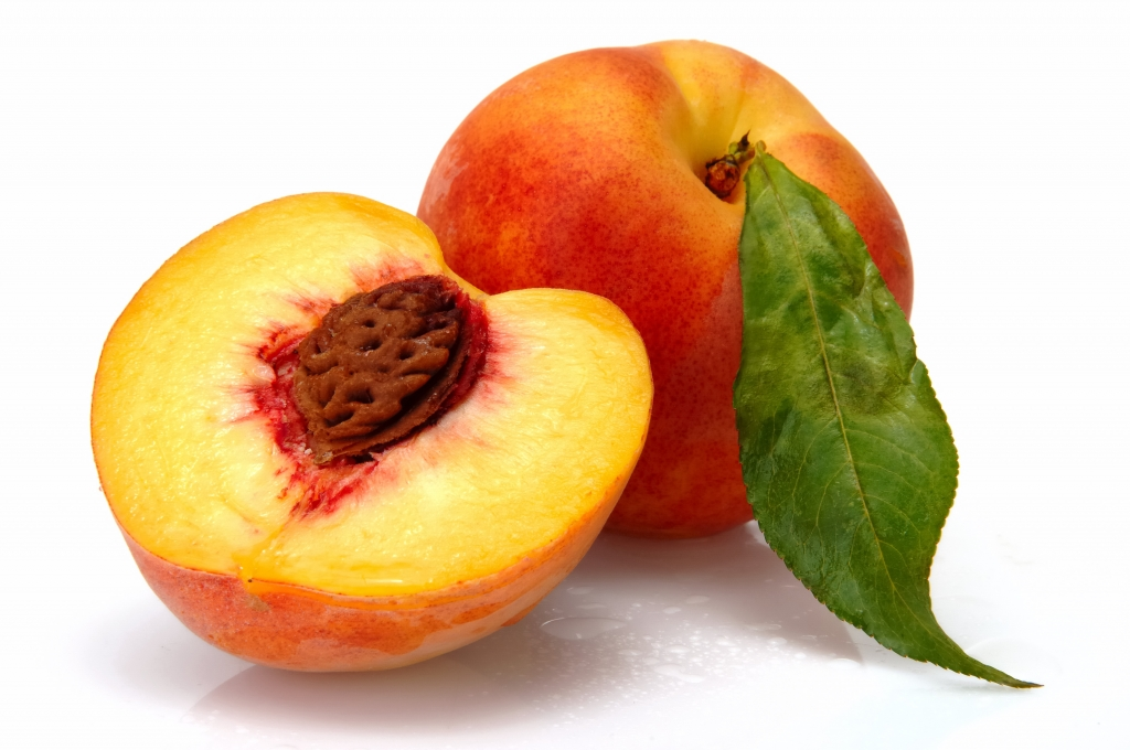 Peach Fruit
