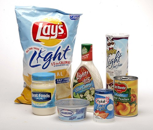 alimentos que engordan light