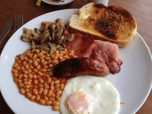 How Many Calories In A Full English Breakfast One Regular Guy
