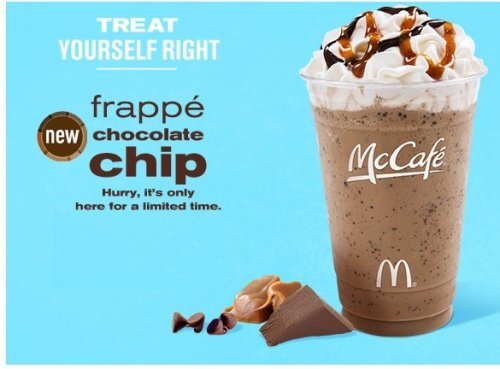 Calories Chocolate Chip Frappe Mcdonald S