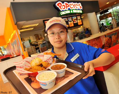 fast food war in singapore Welcome to fast food of the world, where we explore how chains abroad infuse local flavors—sometimes driven by taste, sometimes by cultural norms—into the.