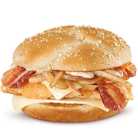 How many calories are in mcdonald s cbo premium chicken for Calories in a mcdonald s fish sandwich