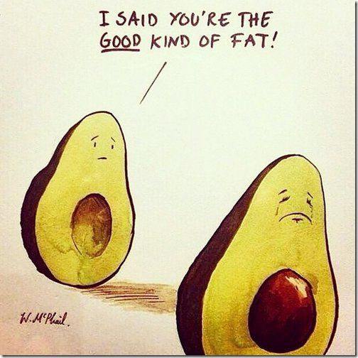 How Much Fat In An Avacado