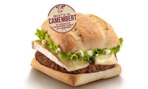 The McCamembert Burger
