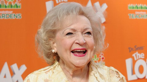 Is there a better example of successful aging than Betty White?
