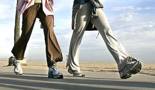 brisk-walk
