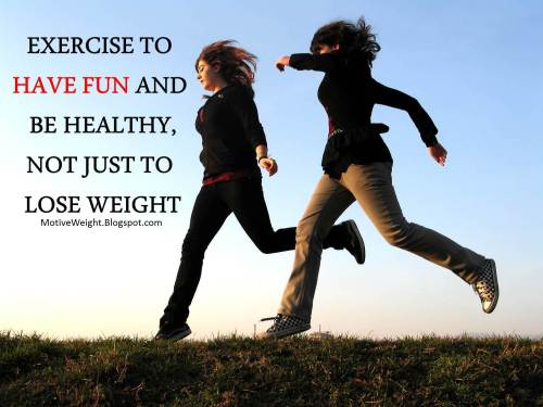 Exercise+to+have+fun