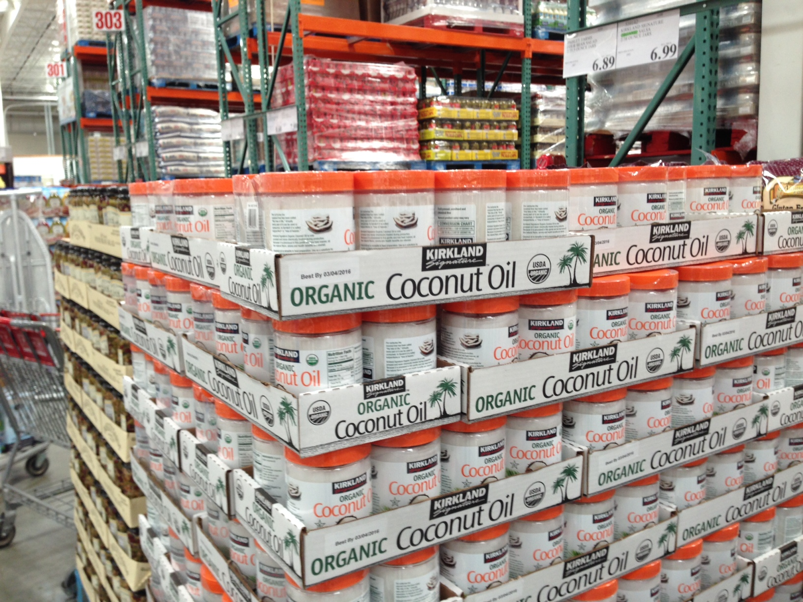 Costco Now Carries Its Own Brand of Coconut Oil