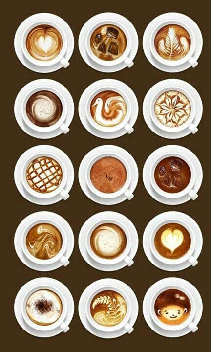 espresso art national espresso day latte barista
