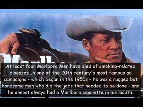 The Marlboro Men haven't fared well as a result of their smoking.