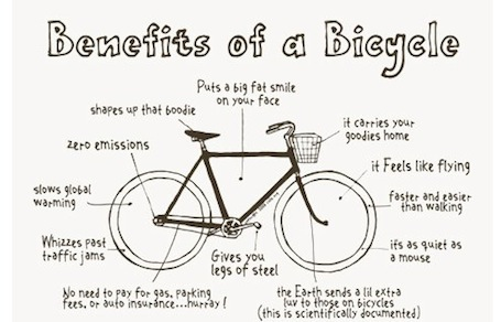 benefits-of-a-bicycle