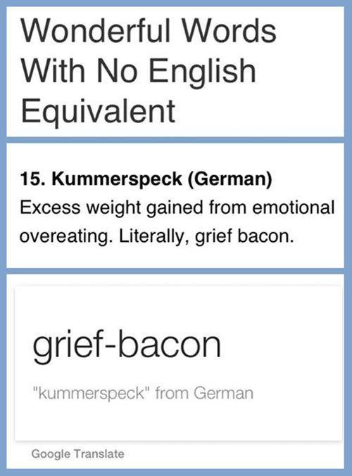 Foreign Language factoid