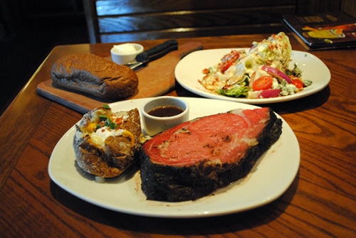 The Outback Steakhouse Crime Rib