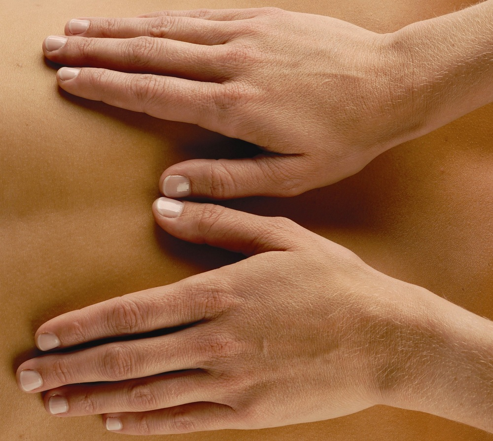 The Power of Touch as Medicine – Mayo Clinic