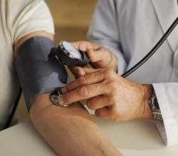 Nitric oxide reduces blood pressure.