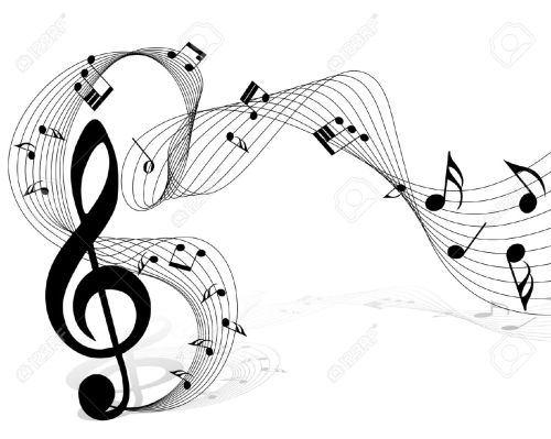 10880579-Vector-musical-notes-staff-background-for-design-use-Stock-Vector